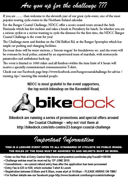 Bangor Coastal Challenge