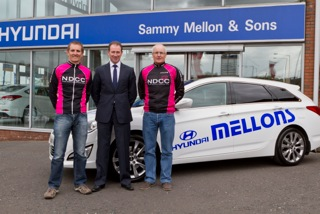 Sammy Mellon Cars to Provide Lead Cars