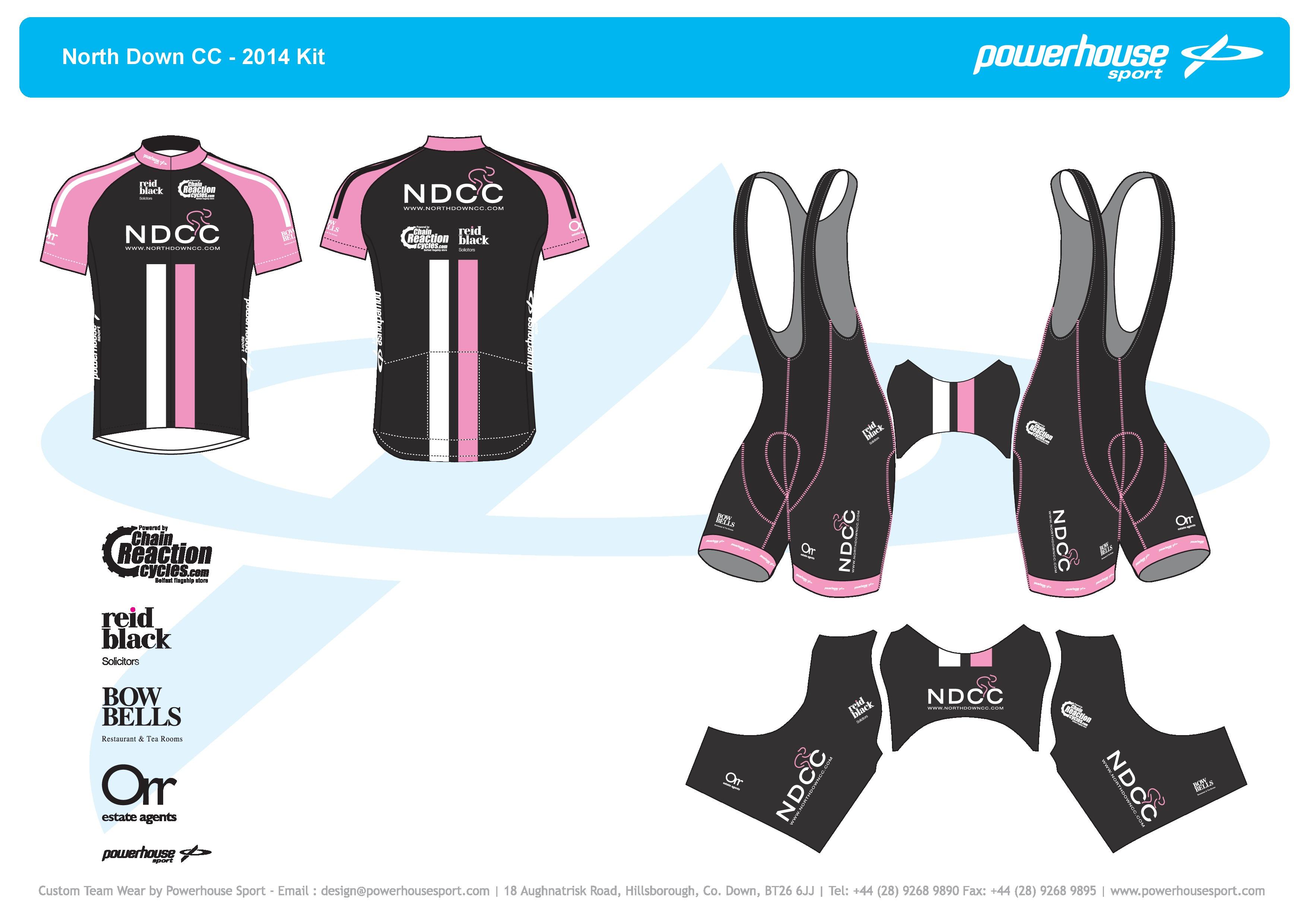 Club Kit 2014