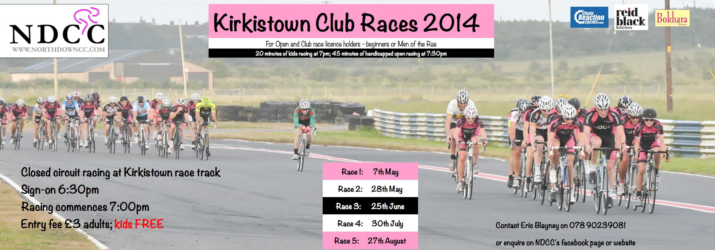 Kirkistown Club Races 2014