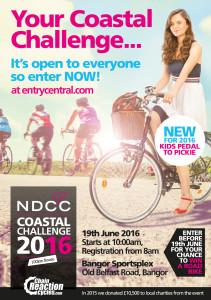 NDCC Coastal Challenge Advert 2016 A5