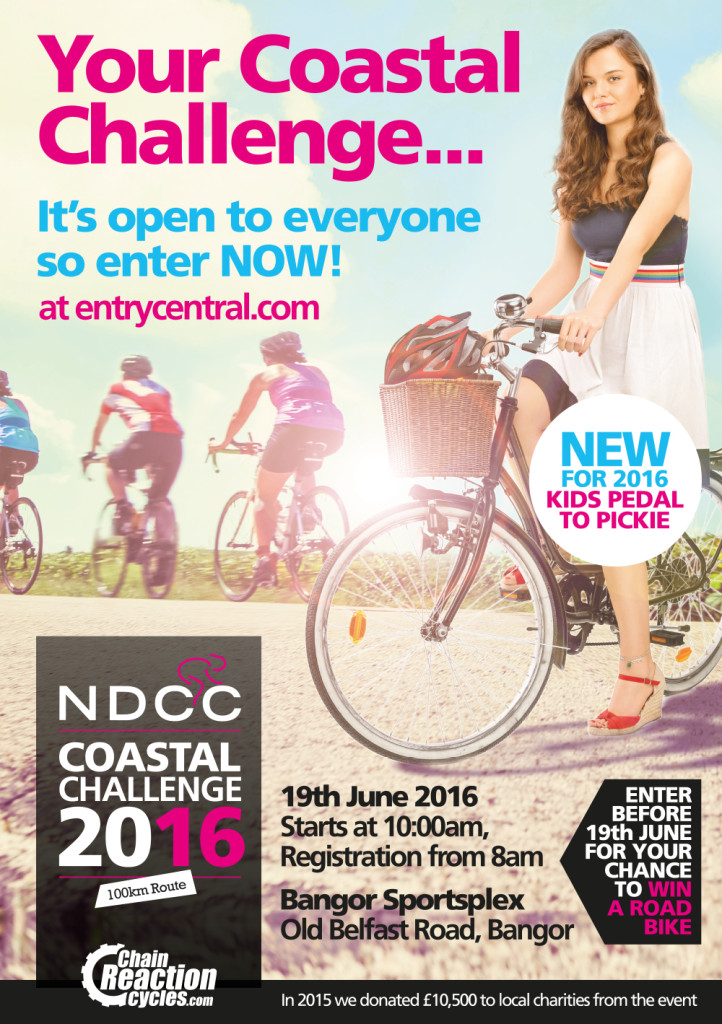 NDCC Coastal Challenge Advert 2016 A5