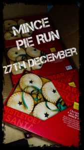 Mice Pie Run 27th December