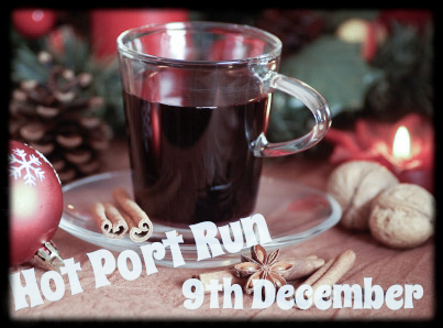 Hot Port Run 9th December