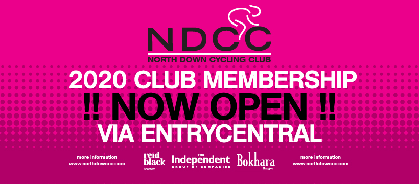 2020 Club Membership NOW OPEN!