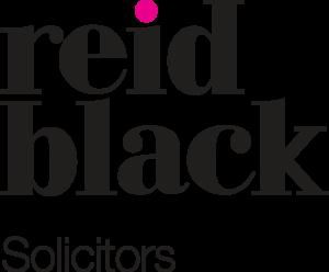 Reid Black Logo